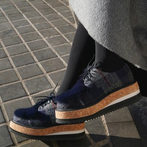 Harristweed X Let us shoes