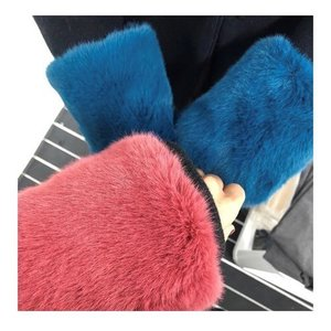 Outer Cuffs fur