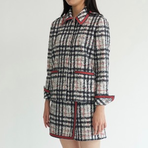 Ratti tweed three-piece[3차 Pre-order]